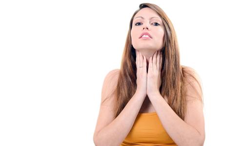 Лимфома шеи