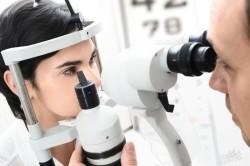 Нарушение зрения при метастазах в голове