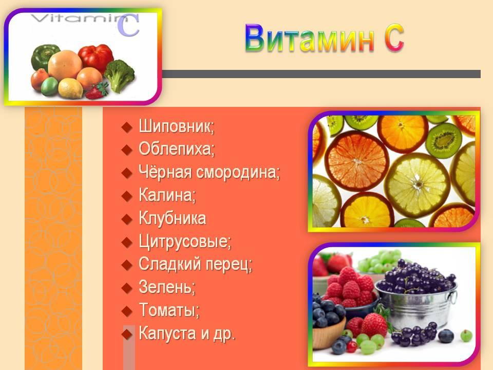 Витамины для перенесших онкологию