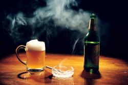 Вредные привычки - причины рака слепой кишки