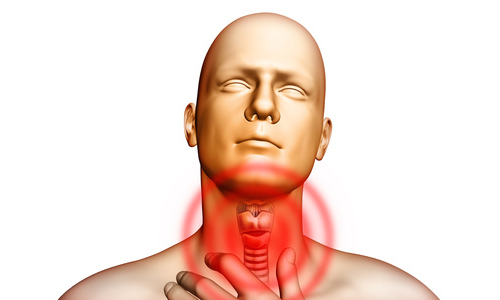 Заболевание раком щитовидной железы