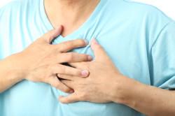 Боль внутри грудной клетки как симптом рака сердца
