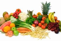Овощи и фрукты при раке яичников