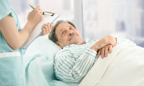 Лечение опухоли в стационаре