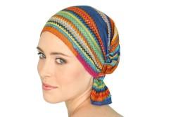 Ношение тугой повязки для сохранения волос от выпадения