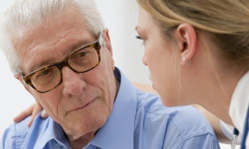 Диагностирование миеломы у пожилых людей