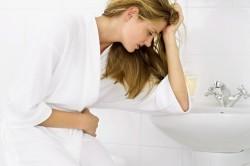 Тошнота при раке брюшной полости