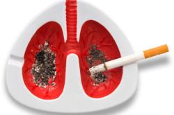 Курение - причина рака легких