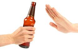 Отказ от алкоголя во избежание развития рака