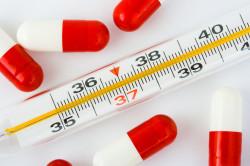 Температура - симптом лимфогранулематоза