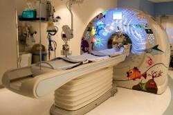 Детский аппарат МРТ для диагностики лейкоза у детей