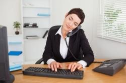 Сидячая работа как причина рака легких
