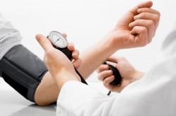 Повышенное давление - признак феохромоцитомы
