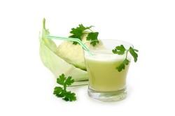 Капустный сок для лечения рака желудка